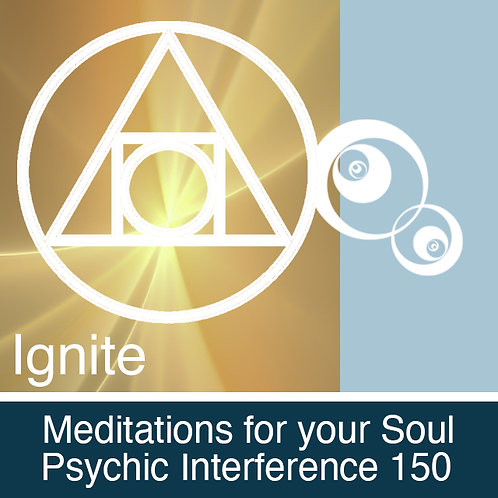 Psychic Interference Clearing 150