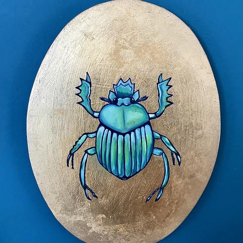 Egyptian Scarab Beetle