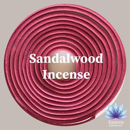Temple Grade Sandalwood Incense