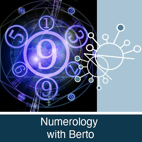 Numerology with Berto