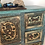 Thumbnail: Seagreen Oriental Sideboard with Nepalese Design