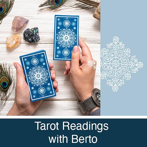 Tarot Reading with Berto