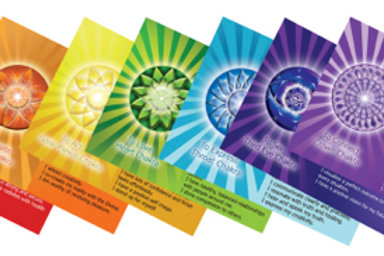 Print Chakra Cards