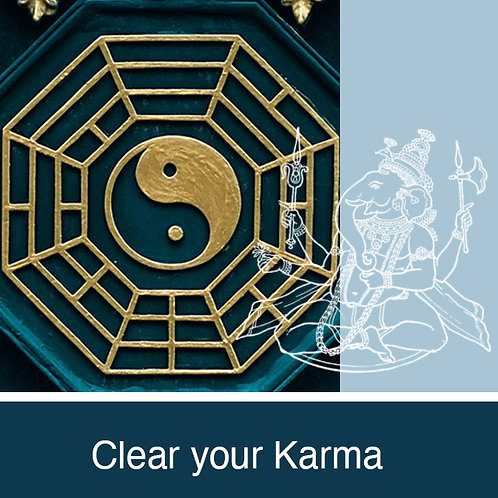 Clear you Karma