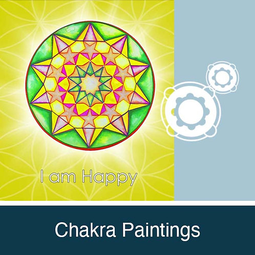 Chakra Paintings Download