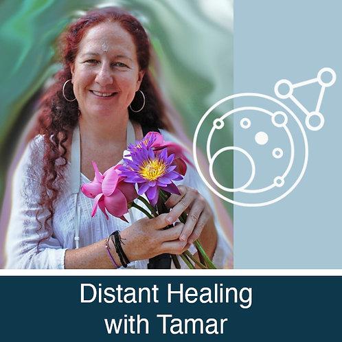 Tamar Distant Healing Package
