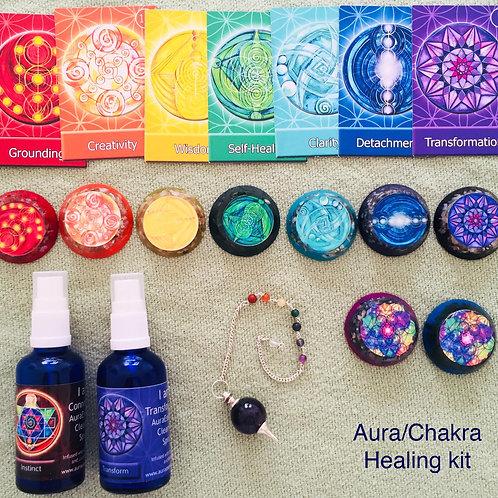 Aura and Chakra Clearing Kit
