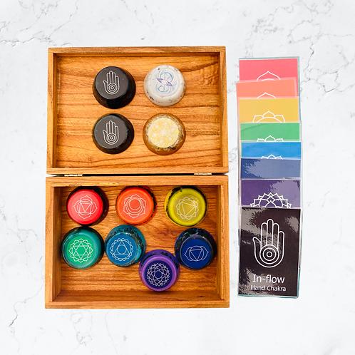 Chakra Self Healing Kit