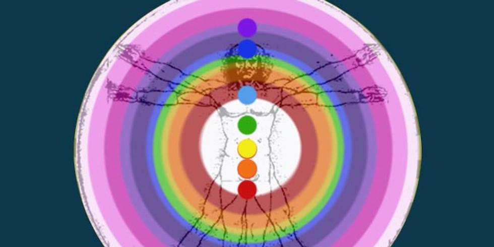 Aura\Chakra Healing: Module 1