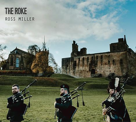 The Roke (CD) by Ross Miller