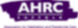 AHRC_logo_new_slogan trans - Purple.png