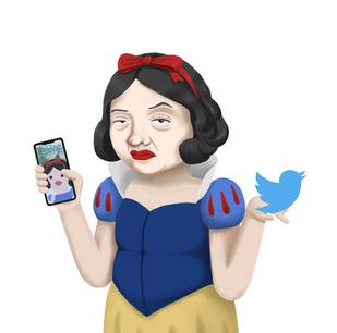 Snow White in 21st Century