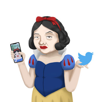 Snow White in 21st Century
