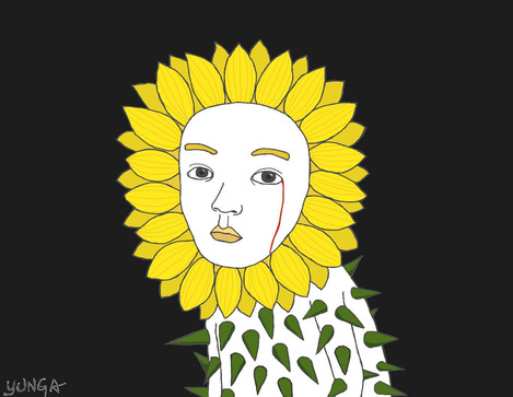 Sunflower movement