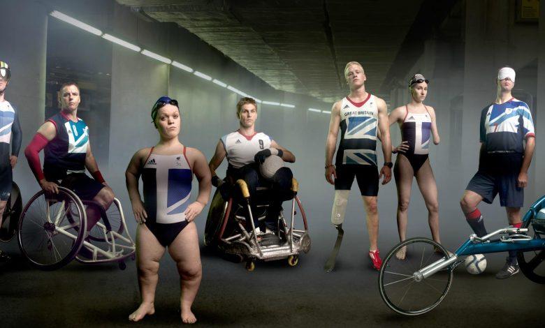UK Paralympic Team members