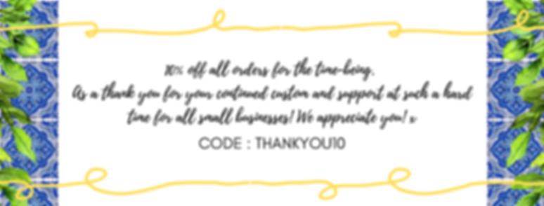 10% discount code custom vintage dublin
