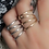 Thumbnail: CRISS CROSS RING