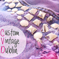 Light Pink Deluxe Studded
