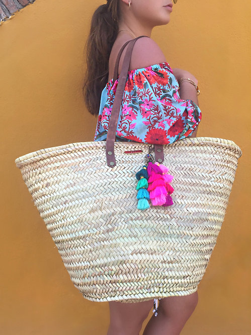 MARRAKECH BEACH BASKET