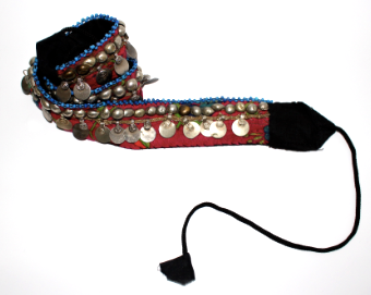 HAND-STITCHED COIN BELT (iv)