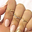 Thumbnail: CHEVRON MIDI RING