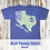 Thumbnail: ALA Green Diamonds Texas Shirt