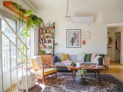 עיצוב בית עם צמחים סוקולינה