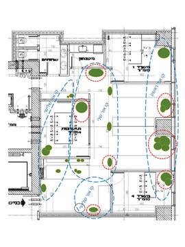 תכנון צמחים למשרדים