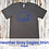 Thumbnail: Heather Gray Eagles Shirt - Order DEADLINE Oct. 15