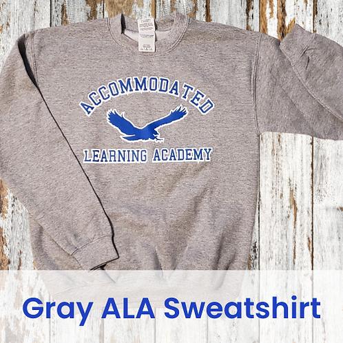 Gray ALA Sweatshirt