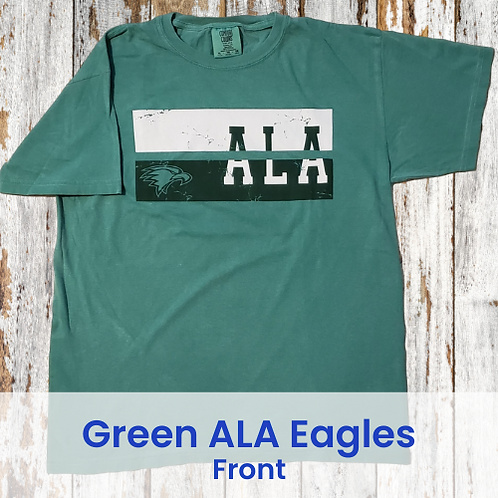 Green ALA Eagles Shirt
