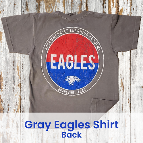 Gray Eagles Shirt
