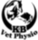 kb vet physio logo