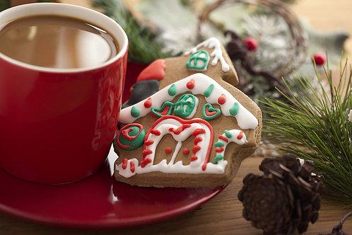 Santa's Ginger Cafe