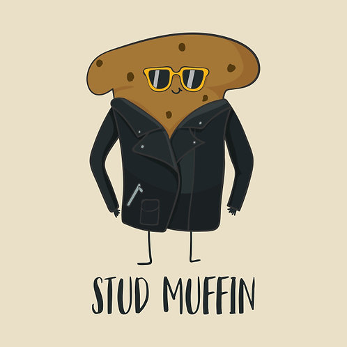 Mr. Stud Muffin