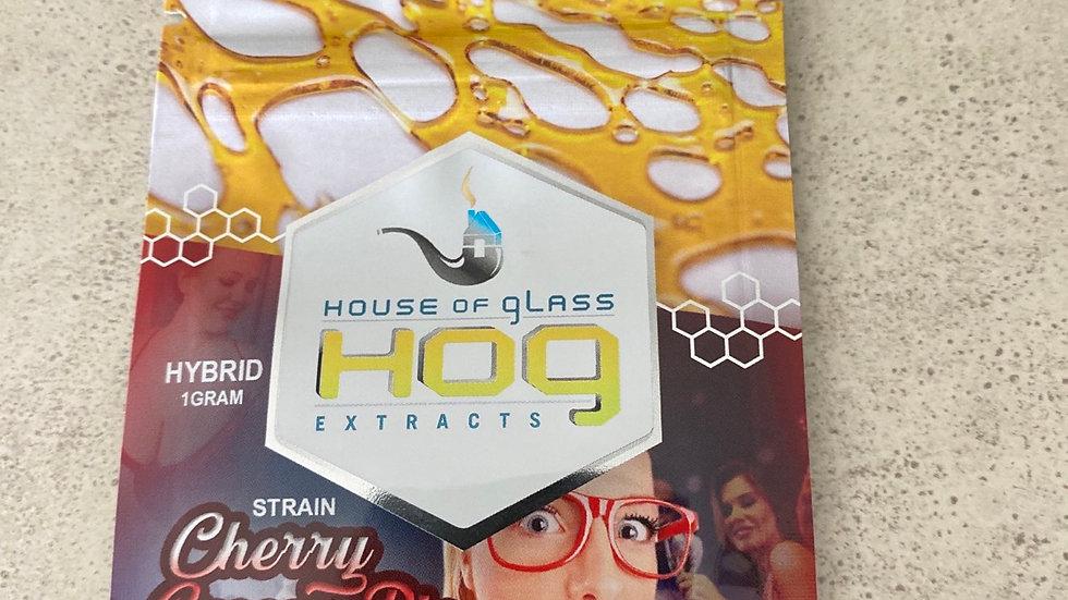 HOG (Cherry Cream Pie)