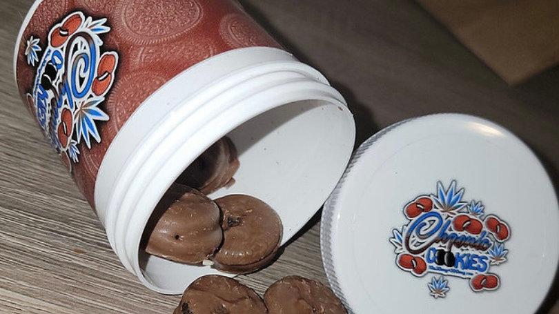 Milk chocolate chronic cookies 300mg
