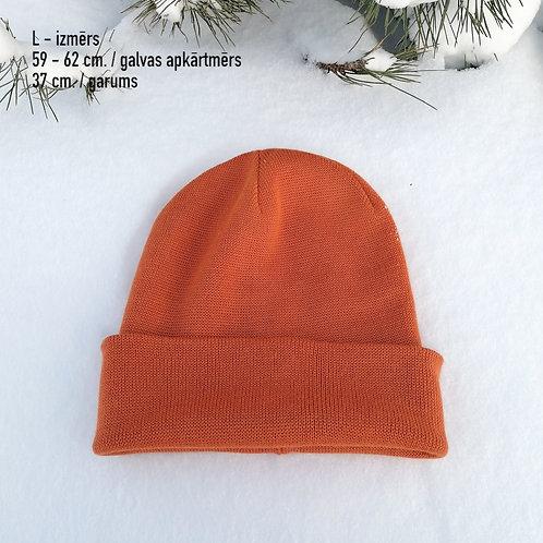 Ziemas cepure bez uzraksta