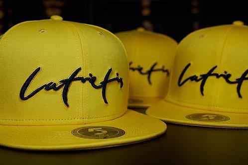 Latvietis / Dzeltena cepure