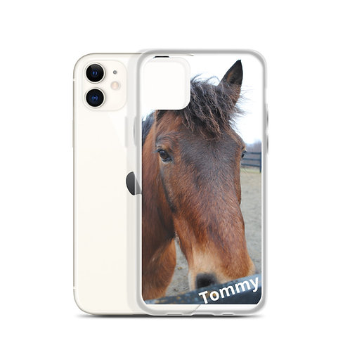 Tommy iPhone Case