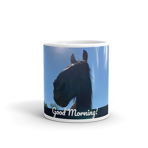 Good Morning from Onyx Mug
