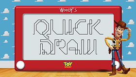 Woodys Quick Draw ESL EFL Foreign Language Game PowerPoint