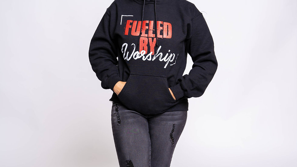 Fueled By Worship Hoodie