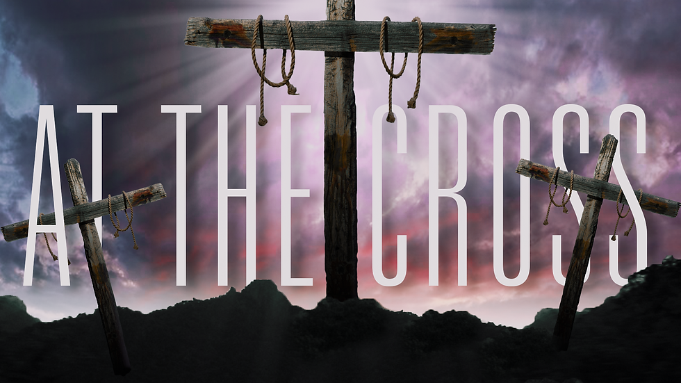 At the Cross (Radio Edit) - Tiffany Nichole`