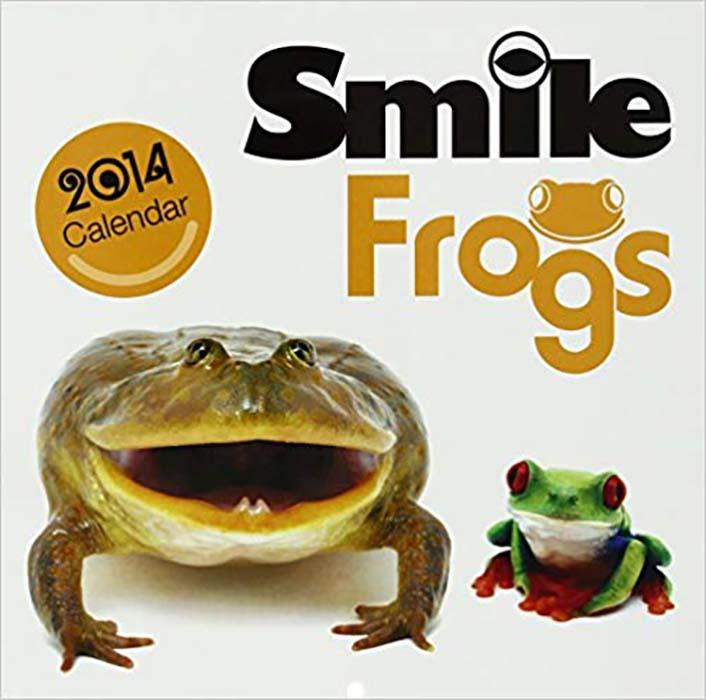 Smile Frogs alendar 2014