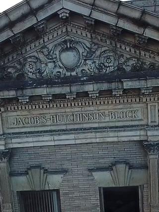 Intricate Building Face