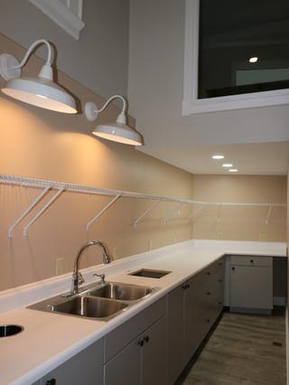 Hallway Sterilization/Medical Prep Area
