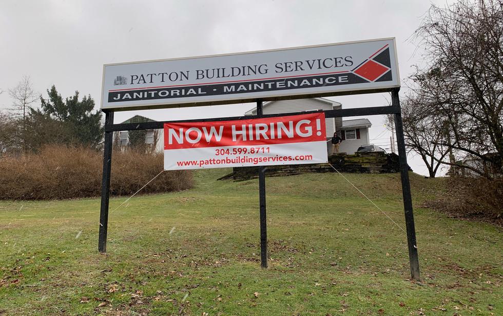 Patton Sign.JPG
