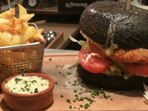 Black Cesar Burger