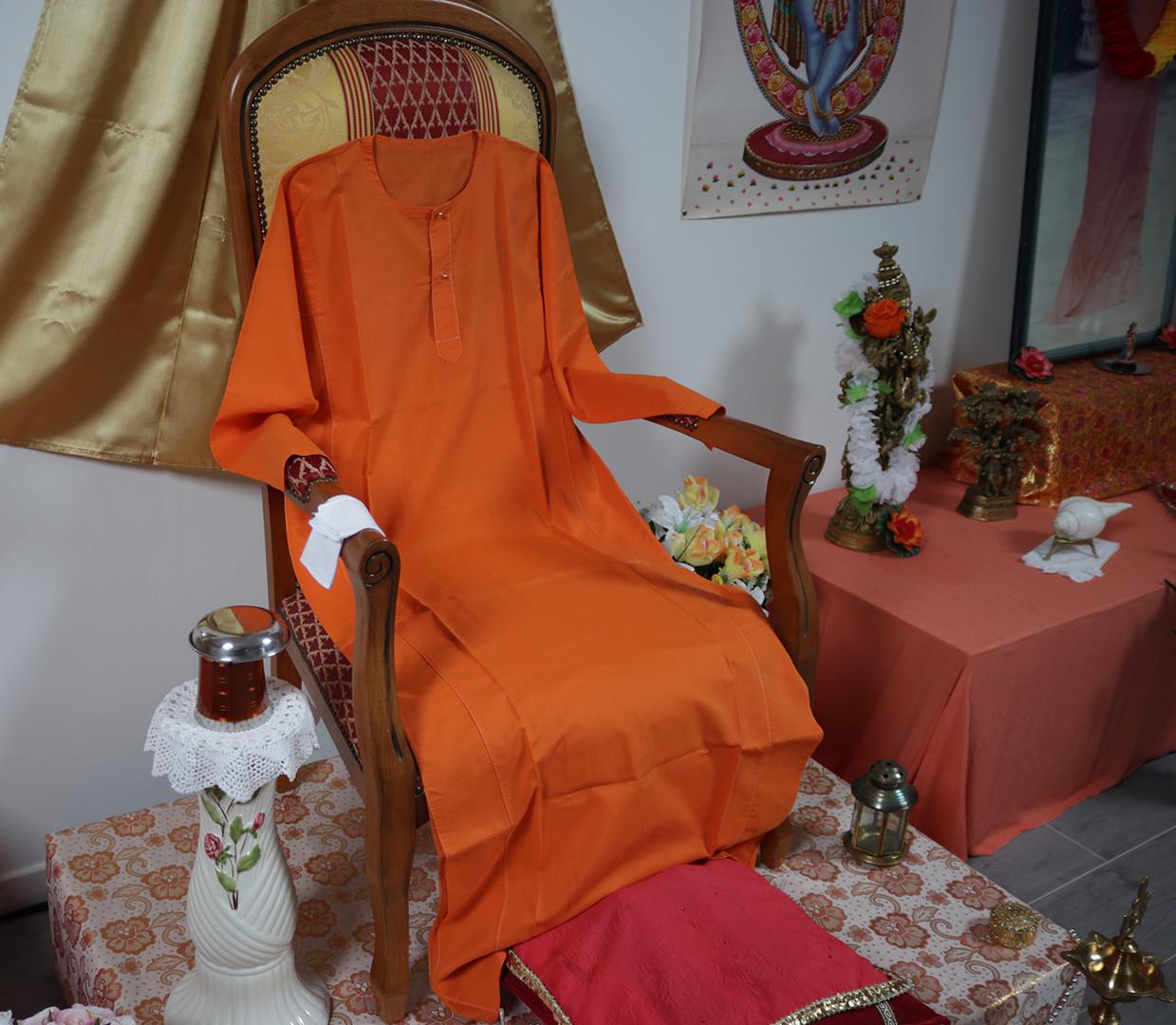 Robe de Bhagavan Shri Sathya Sai Baba